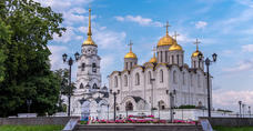 Tours to Moscow & Golden Ring & St.Petersburg