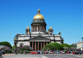St.Isaac's Cathedral