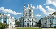 Tours to St.Petersburg & Moscow