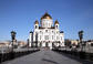 Moscow, the Cathedral of Christ the Saviour